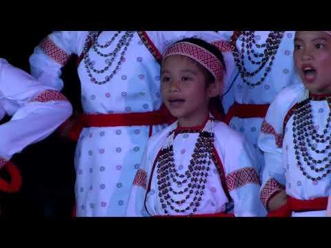 107年花蓮縣原住民族聯合豐年節萬榮國小演唱